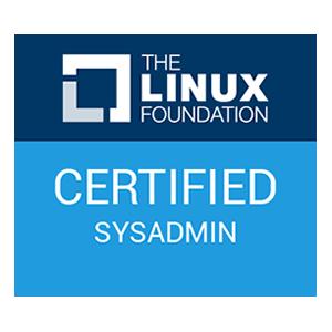 Linux Foundation 系统管理员认证 (LFCS)